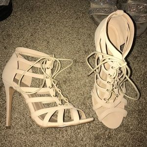 New lace up sandals 👡